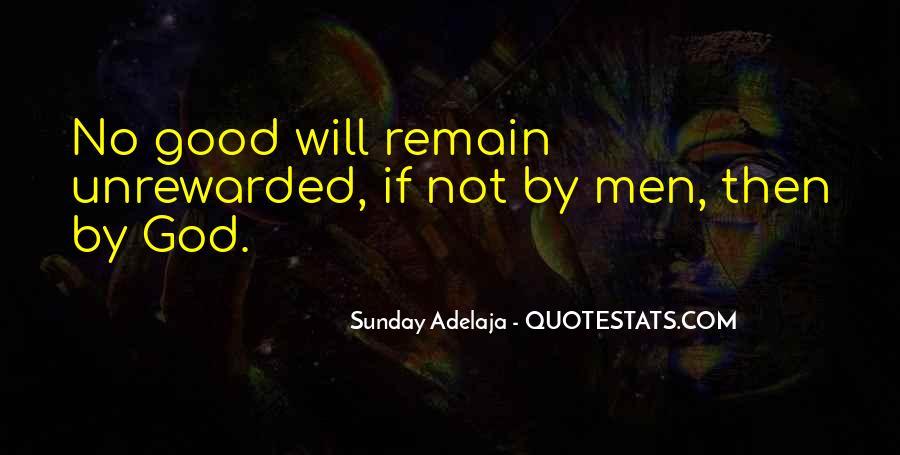 Sunday Adelaja Quotes #25915