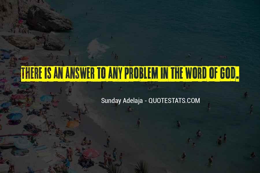 Sunday Adelaja Quotes #26663