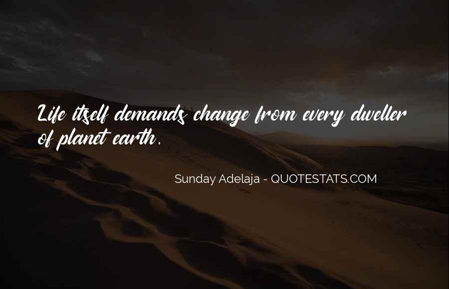 Sunday Adelaja Quotes #29292