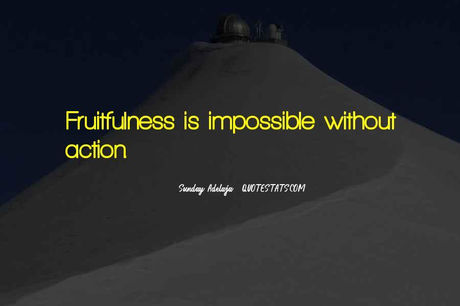 Sunday Adelaja Quotes #29371