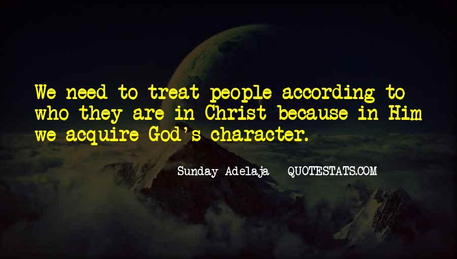 Sunday Adelaja Quotes #30475