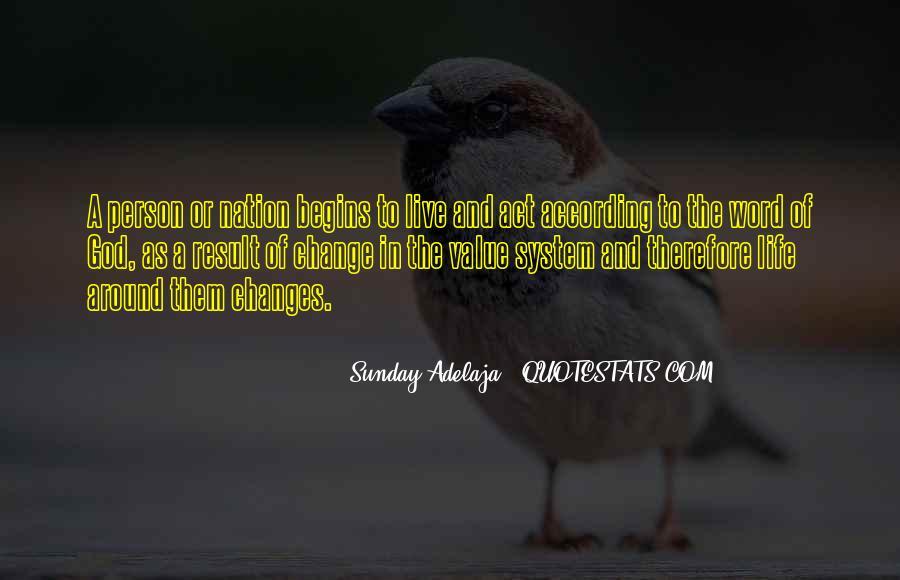 Sunday Adelaja Quotes #30503