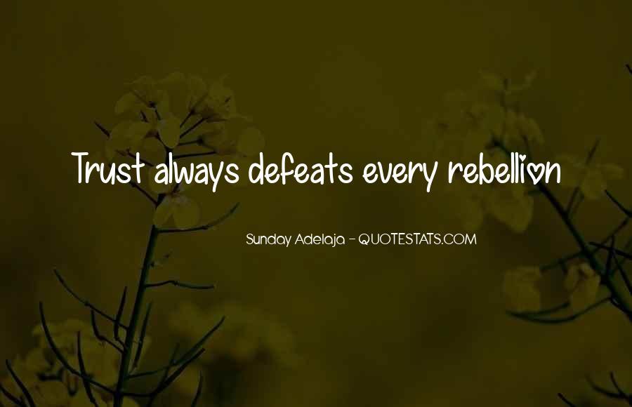 Sunday Adelaja Quotes #34066