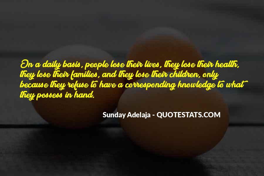 Sunday Adelaja Quotes #34297