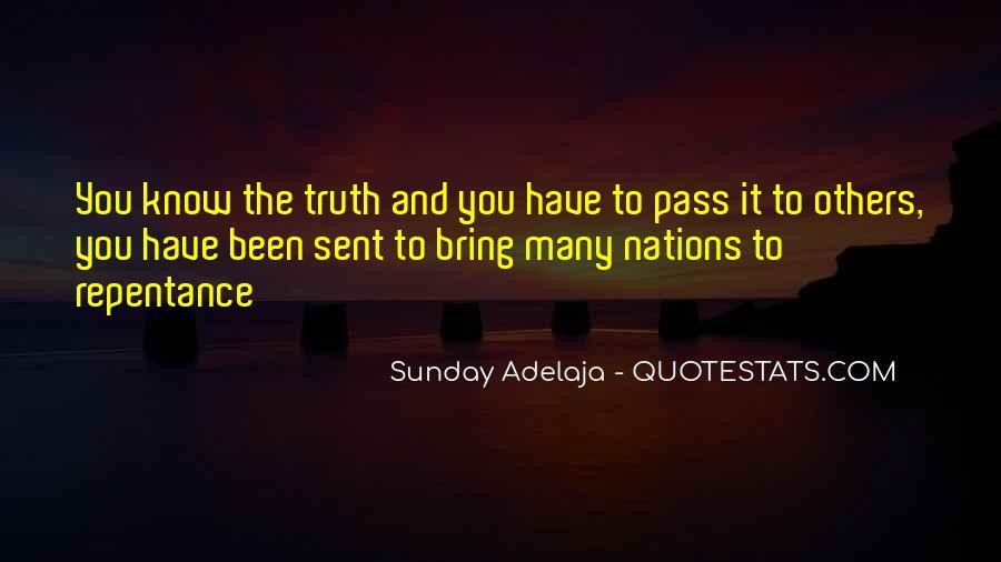 Sunday Adelaja Quotes #6267