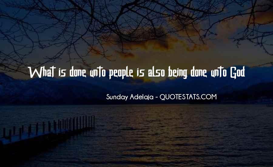 Sunday Adelaja Quotes #7042