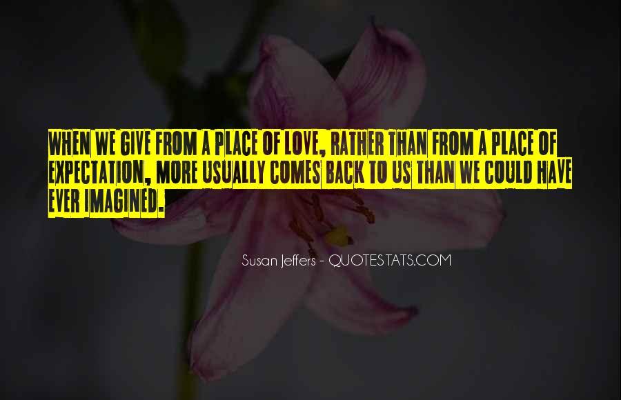 Susan Jeffers Quotes #1013418