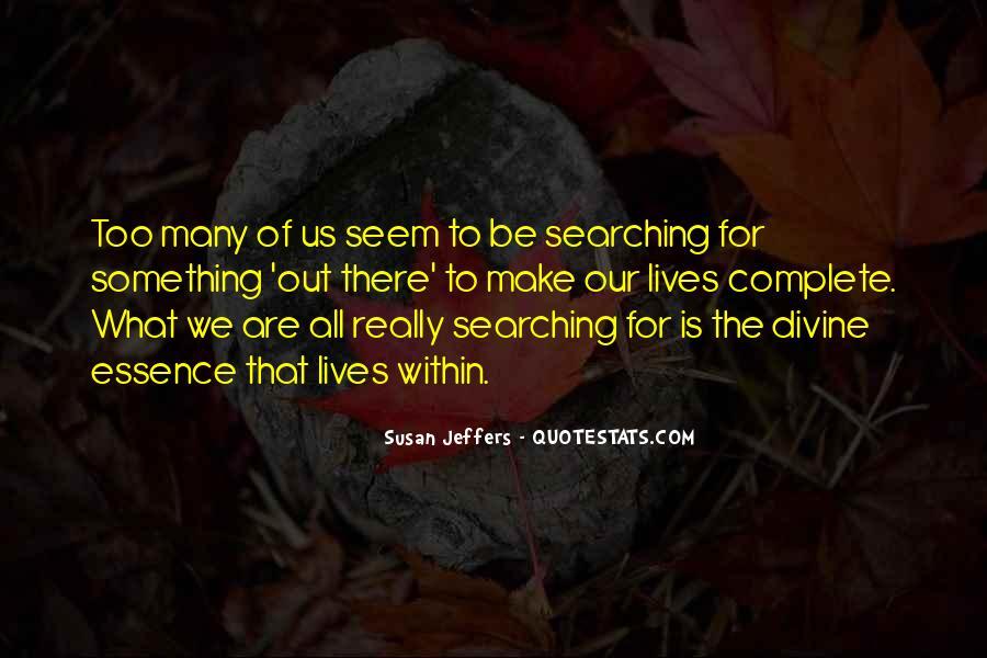 Susan Jeffers Quotes #1106484