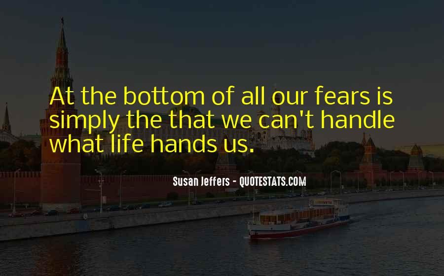 Susan Jeffers Quotes #1216584