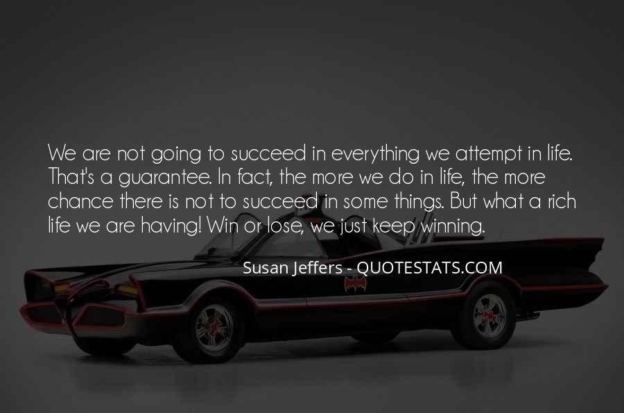 Susan Jeffers Quotes #1232007