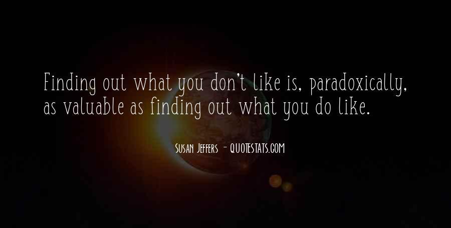 Susan Jeffers Quotes #1261697