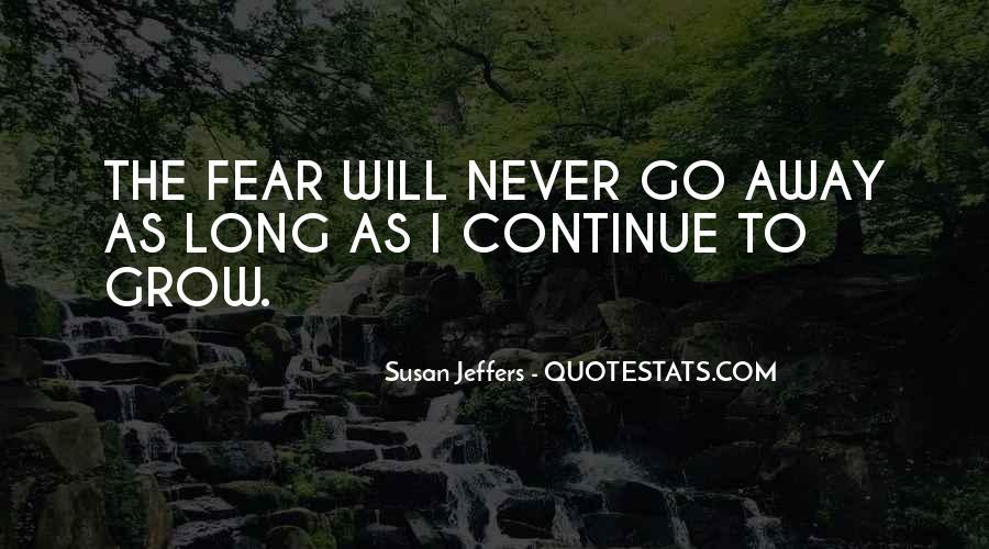 Susan Jeffers Quotes #1349359