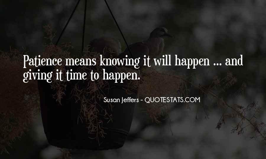 Susan Jeffers Quotes #1363679