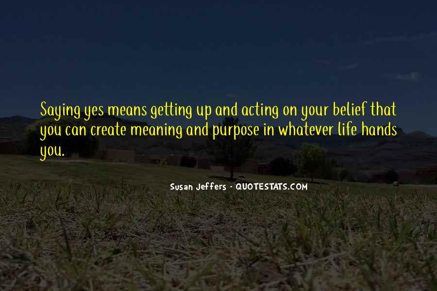 Susan Jeffers Quotes #1391418