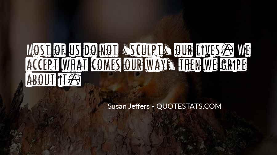 Susan Jeffers Quotes #1403849
