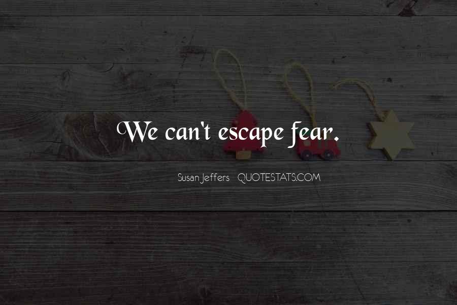 Susan Jeffers Quotes #1512397