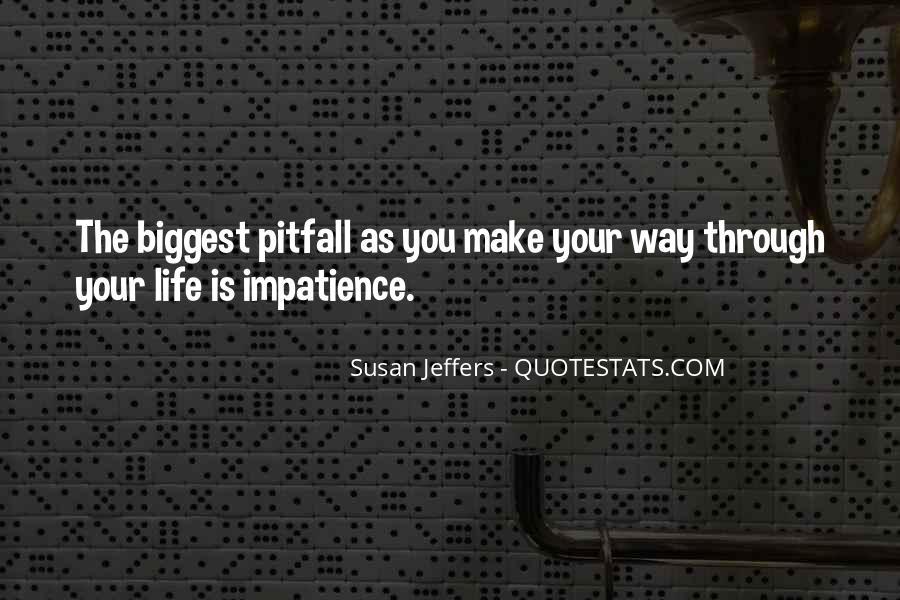 Susan Jeffers Quotes #1544817