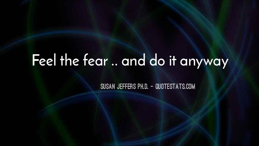 Susan Jeffers Quotes #1588295