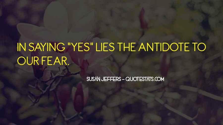 Susan Jeffers Quotes #1693768
