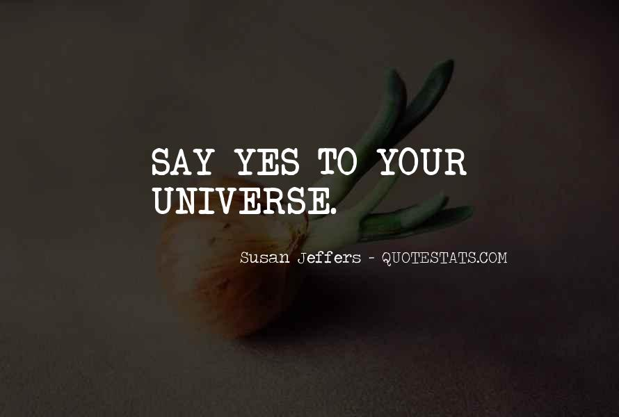Susan Jeffers Quotes #1733553