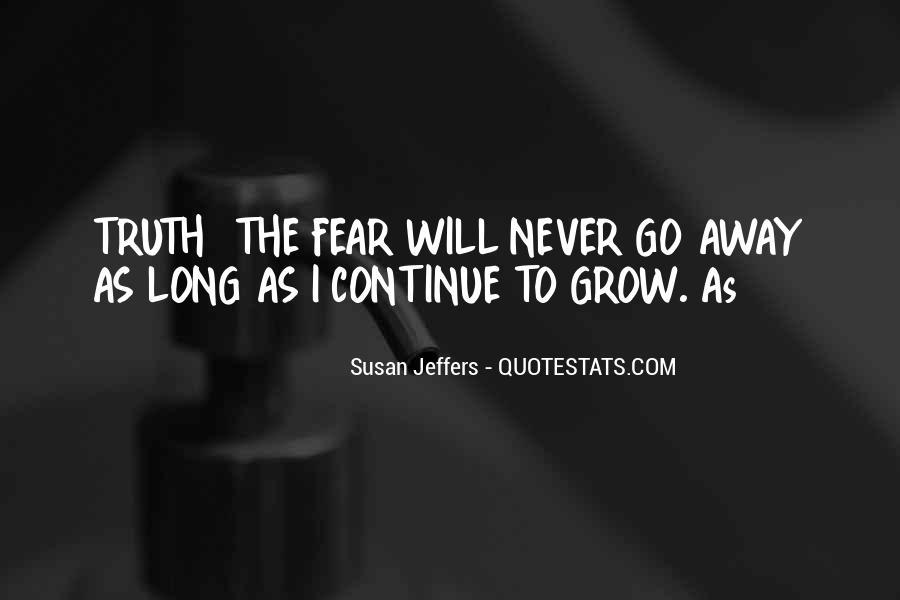 Susan Jeffers Quotes #190843