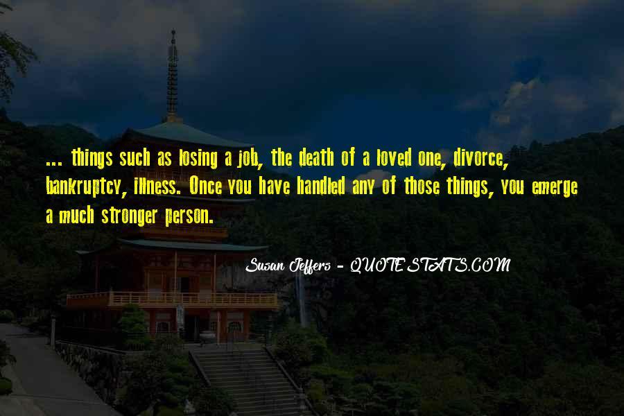 Susan Jeffers Quotes #195632