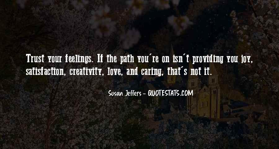 Susan Jeffers Quotes #254585