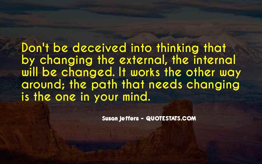 Susan Jeffers Quotes #270006