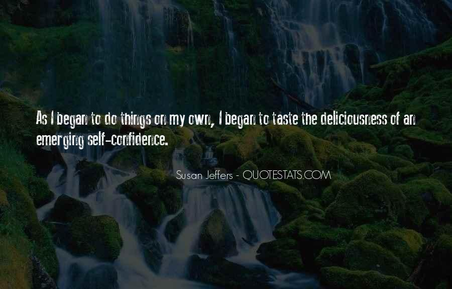 Susan Jeffers Quotes #350669