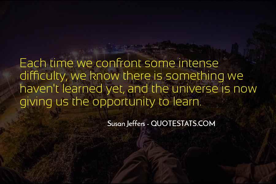 Susan Jeffers Quotes #454932