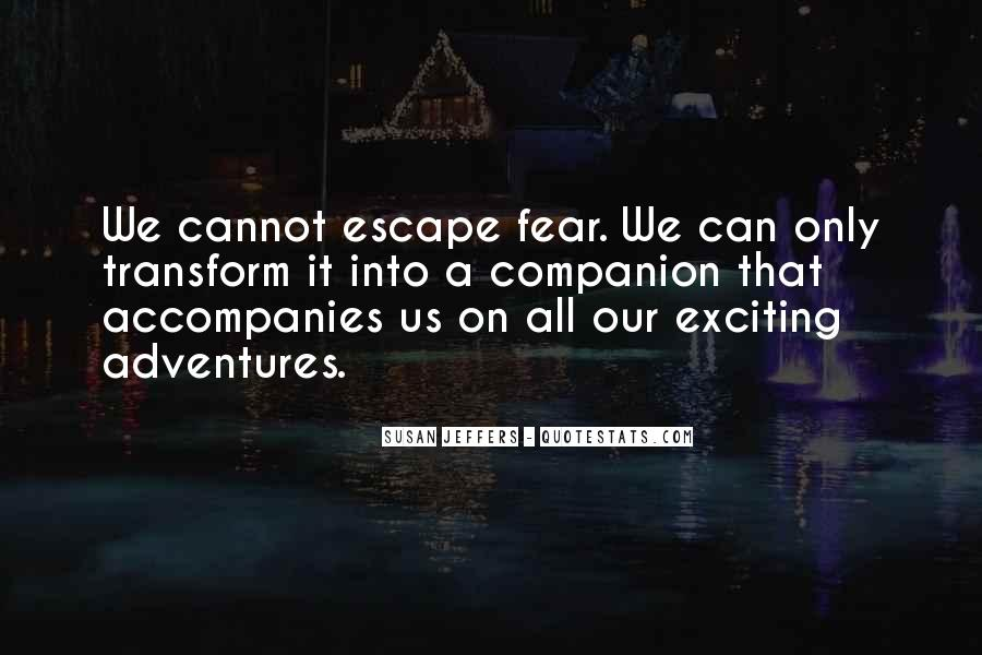 Susan Jeffers Quotes #518187