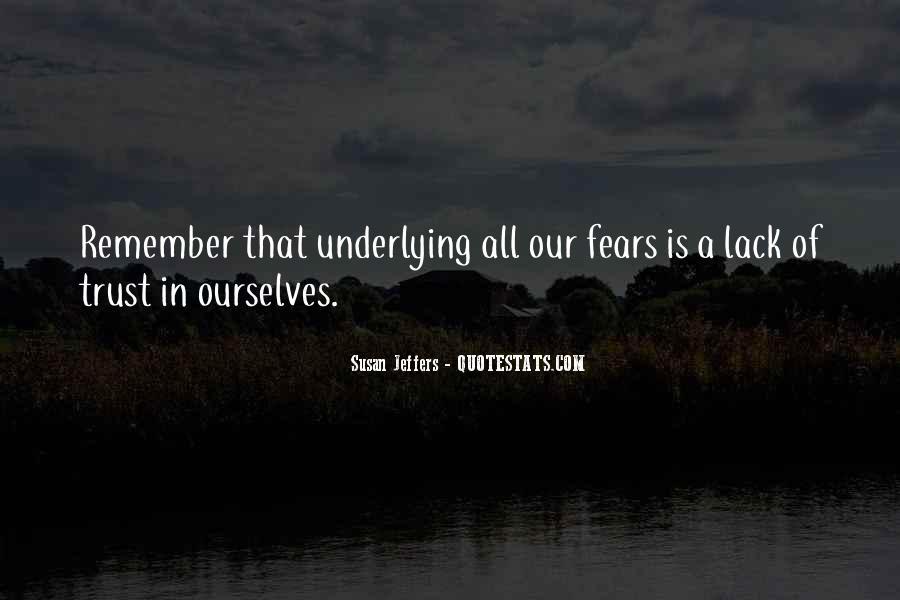 Susan Jeffers Quotes #566387