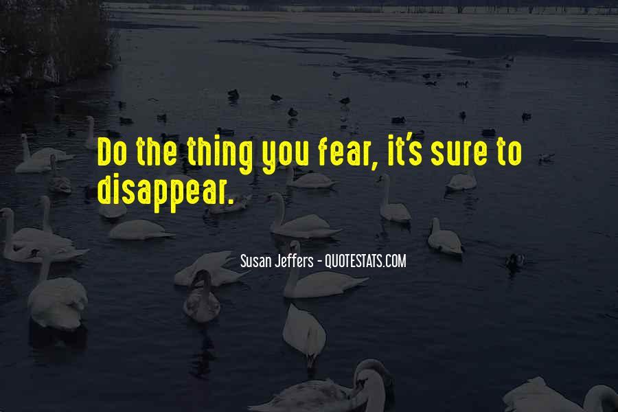 Susan Jeffers Quotes #642972
