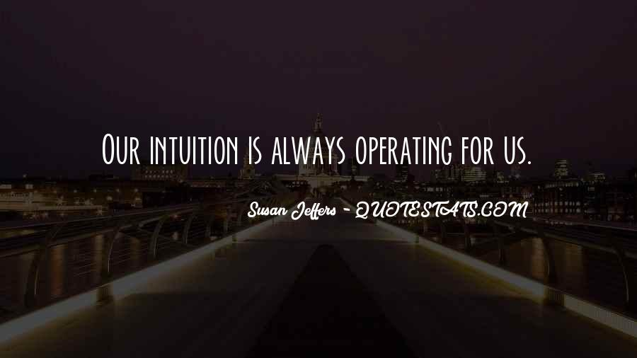 Susan Jeffers Quotes #915725