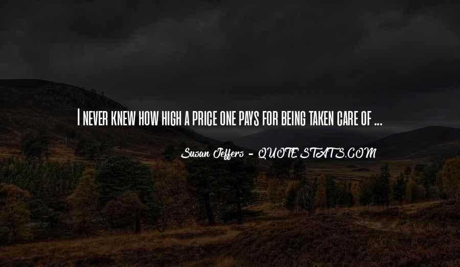Susan Jeffers Quotes #921363