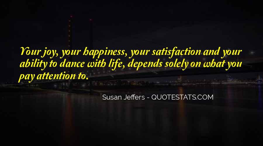 Susan Jeffers Quotes #921530