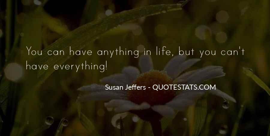 Susan Jeffers Quotes #922695