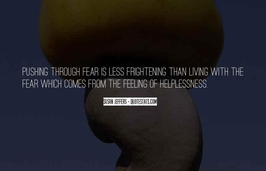Susan Jeffers Quotes #942929