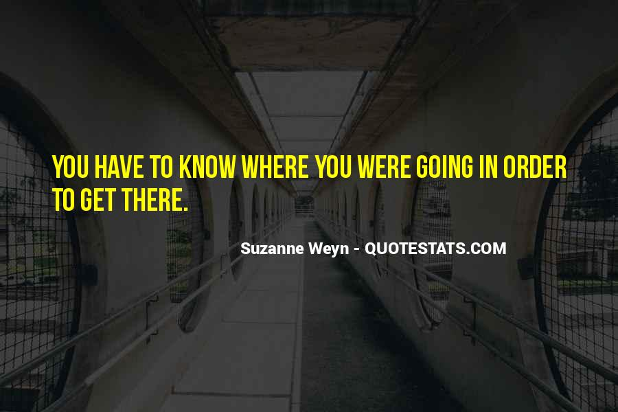 Suzanne Weyn Quotes #1070199