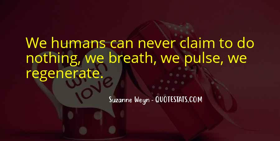 Suzanne Weyn Quotes #1178691
