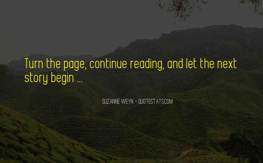 Suzanne Weyn Quotes #461597