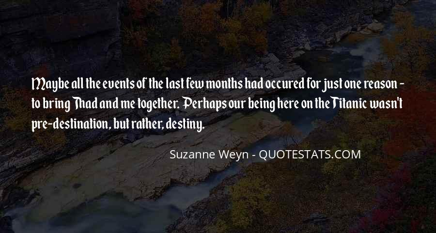 Suzanne Weyn Quotes #656510