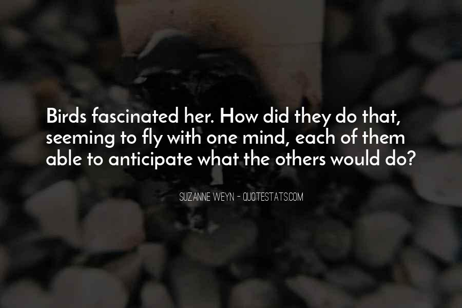 Suzanne Weyn Quotes #82638