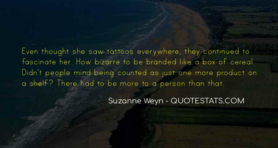 Suzanne Weyn Quotes #844373
