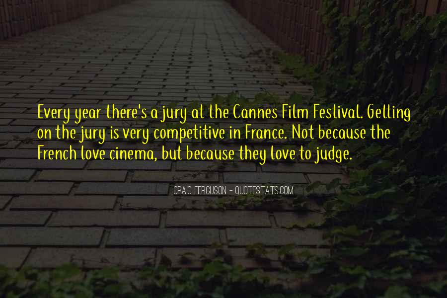Quotes About Cannes France #368524