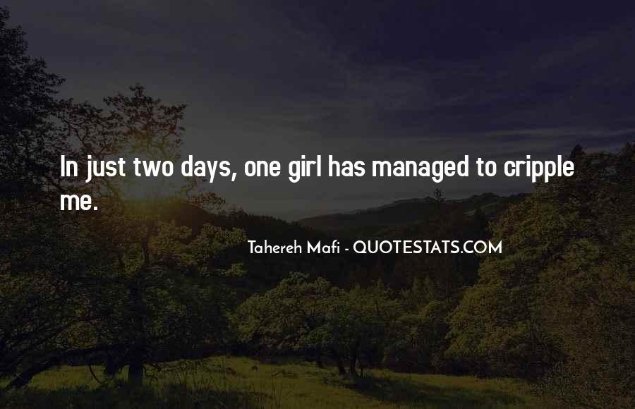 Tahereh Mafi Quotes #112523