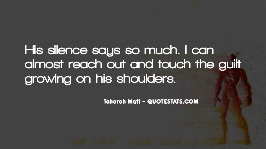 Tahereh Mafi Quotes #120873