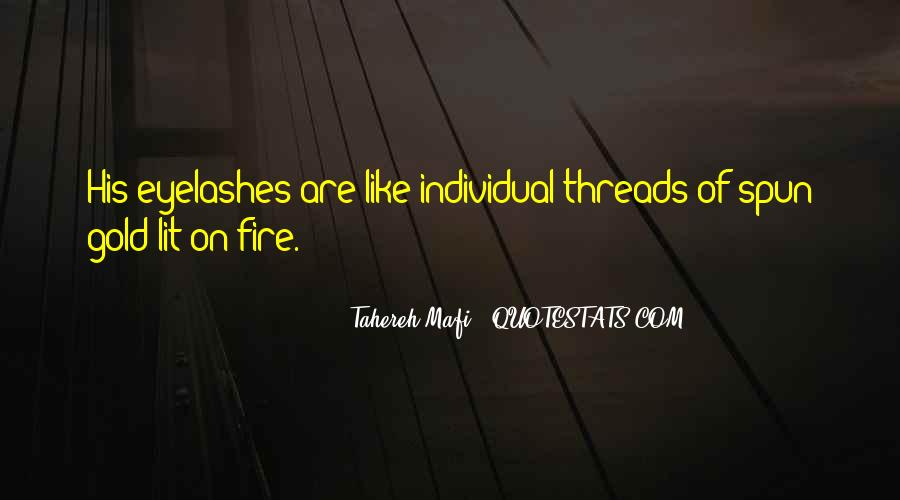 Tahereh Mafi Quotes #12312
