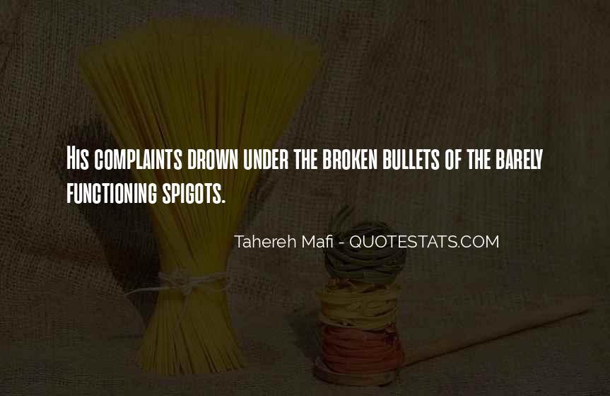 Tahereh Mafi Quotes #200459