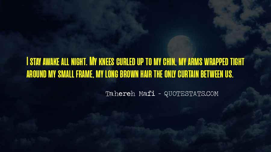 Tahereh Mafi Quotes #217578